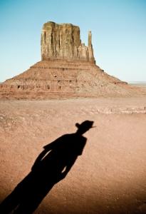USA, Utah/Arizona, Monument Valley, Mitten Buttes  Navajo Nation