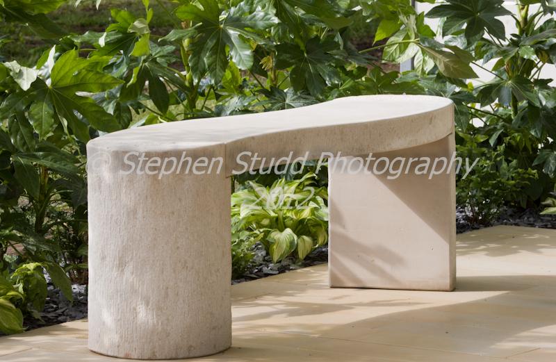 """Off the Shelf"" Designed by Gaynor Witchard Awarded Silver Gilt RHS Cardiff Show 2012"