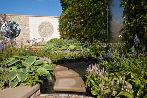 A Place to Reflect, designed by Ann Steed & Ian Morrison, Graduate Gardeners Ltd, Awarded Gold, Malvern Spring Gardening Show 2012