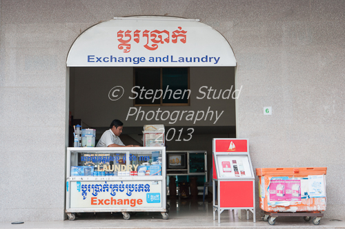 Cambodia Siem Reap money laundering