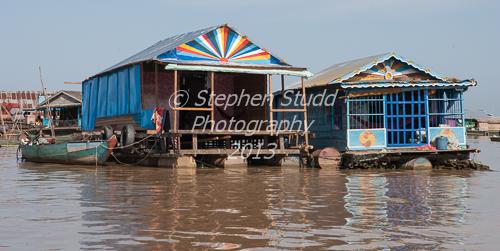 Ton le Sap lake Cambodia Siem Reap