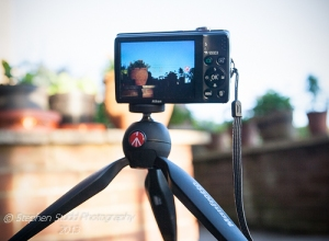 Manfrotto Pixi Tripod review stephen studd photography photographer