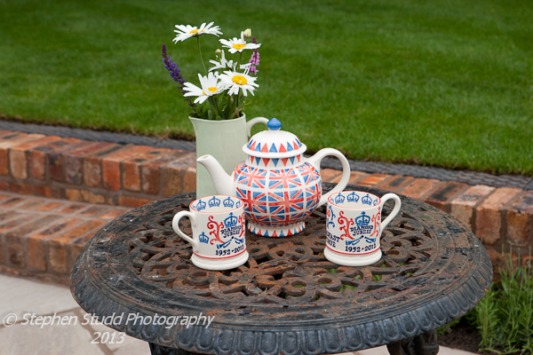 The Diamond Garden designed by Russell Watkinson awarded Bronze Tatton Park RHS flower show 2012