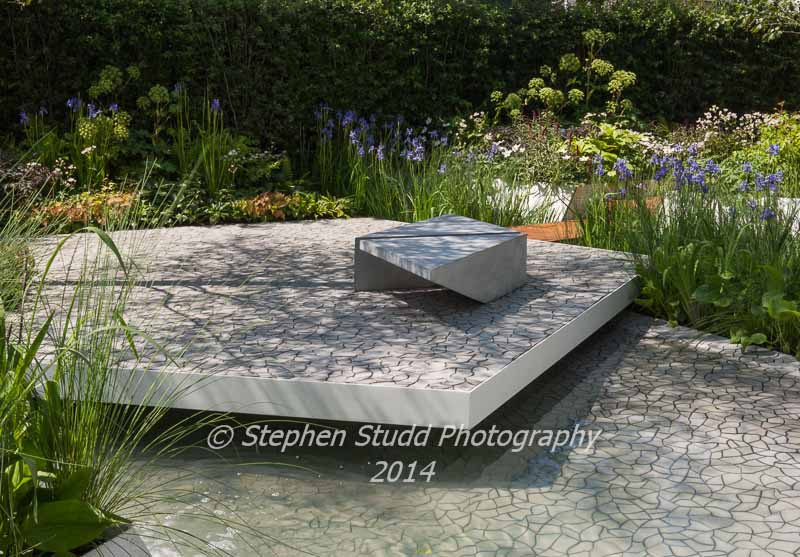 Royal Bank of Canada - Waterscape Garden - Designer Hugo Bugg - Sponsor RBC
