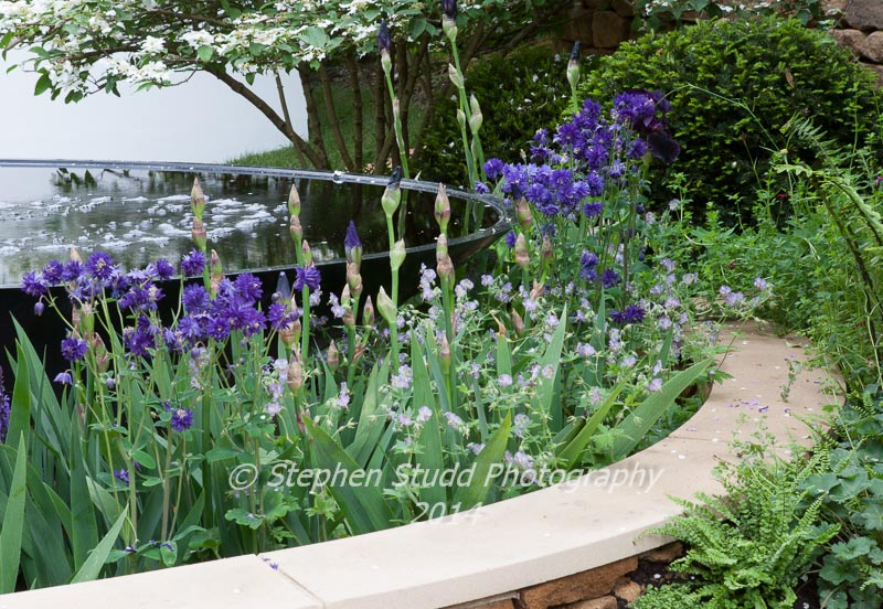 Peoples Choice winner in the Artisans section: RHS Chelsea