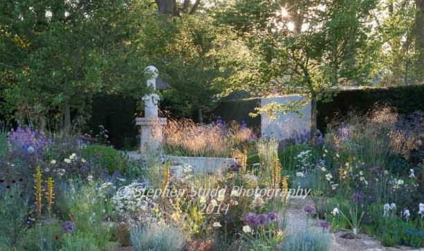 The M&G Garden - designer Cleve West - sponsors M&G Investments