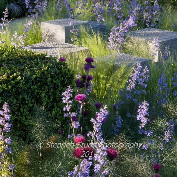 Hope on the Horizon Garden - Designer Matt Keightley -