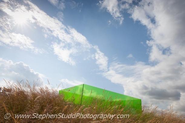 Envy - The Grass Is Always Greener -  Designer - Marcus Green