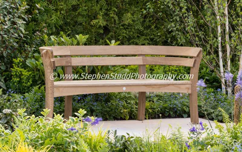 RHS Malvern spring rhs show 2015 Lisa Burchill's 'Out of Darkness' garden Gaze Burvill