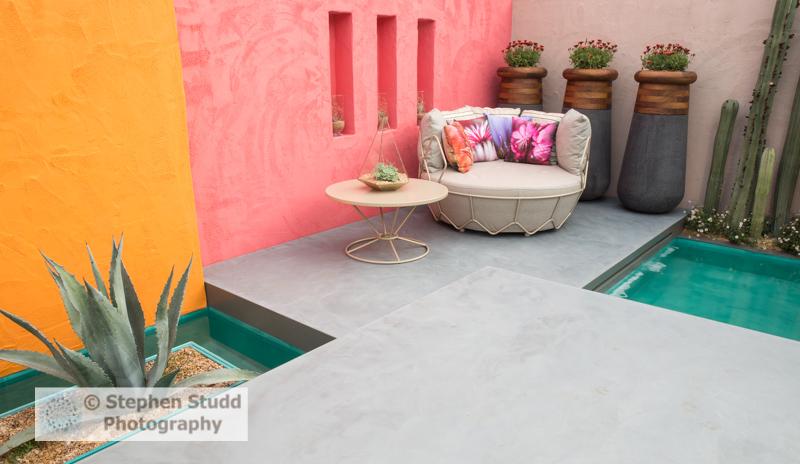 Photographer:Stephen Studd - Beneath A Mexican Sky garden,