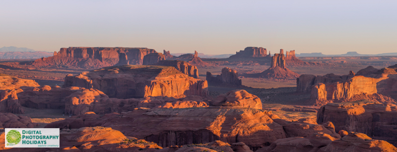 Monument Valley USA American travel landscape photography tours