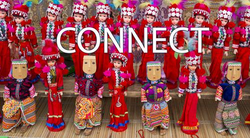 North Vietnam, Lao Cai Province, Flower Hmong ethnic group, Can Cau market, Bac Ha area, Sapa region, Southeast Asia