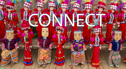 North Vietnam, Lao Cai Province, Flower Hmong ethnic group, Can Cau market, Bac Ha area, Sapa region, Southeast Asia