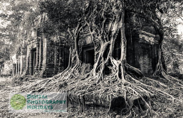 Digital travel and landscape photography holidays vacations workshops photo tours to Cambodia Angkor Wat hosted by Stephen Studd