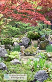 Photographer: Stephen Studd - The Green Switch Garden, view of s